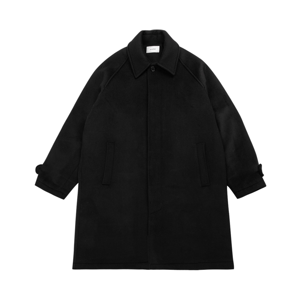 AC BALMACAAN COAT.BLACK