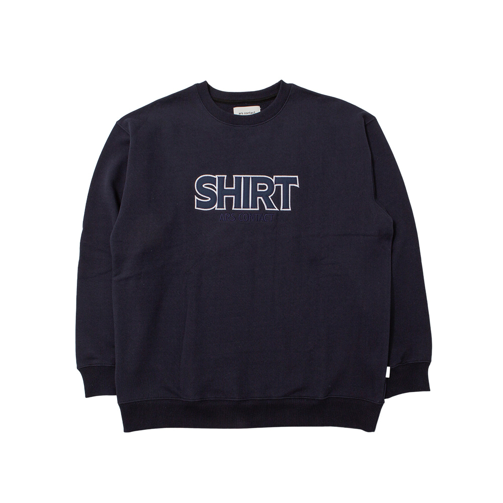 AC 4412 SWEAT SHIRTS,NAVY